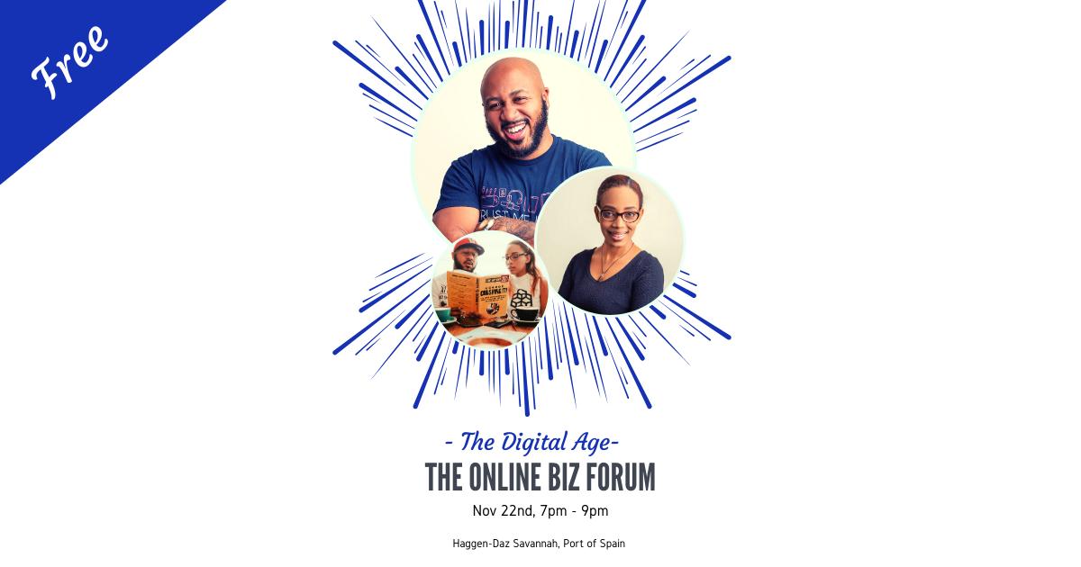 online biz forum