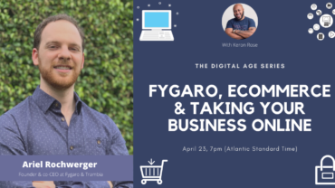 Fygaro, E-commerce and Building Your Business Online Webinar