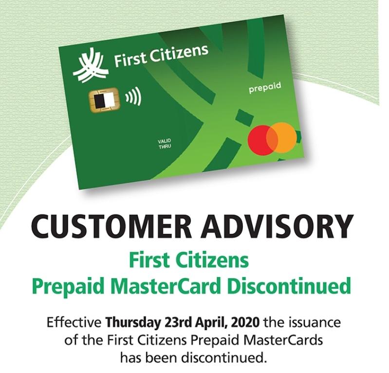 FCB Prepaid Mastercard